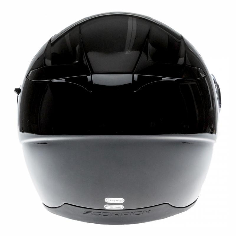 Casque intégral Scorpion EXO-490 noir - 4