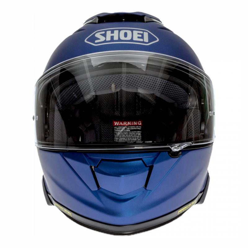 Casque intégral Shoei GT-Air II bleu mat - 3