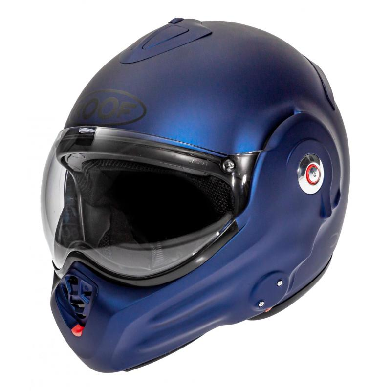 Casque modulable Roof RO32 Desmo Uni dark bleu mat