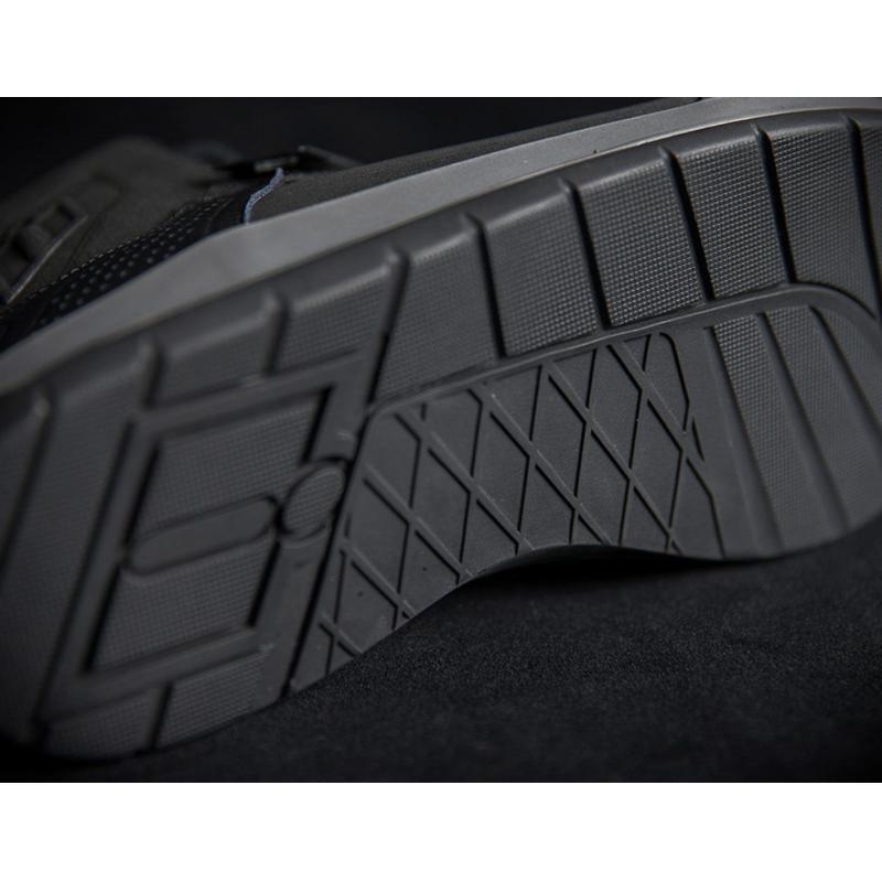 Chaussures moto Icon Superduty 5 noir - 2