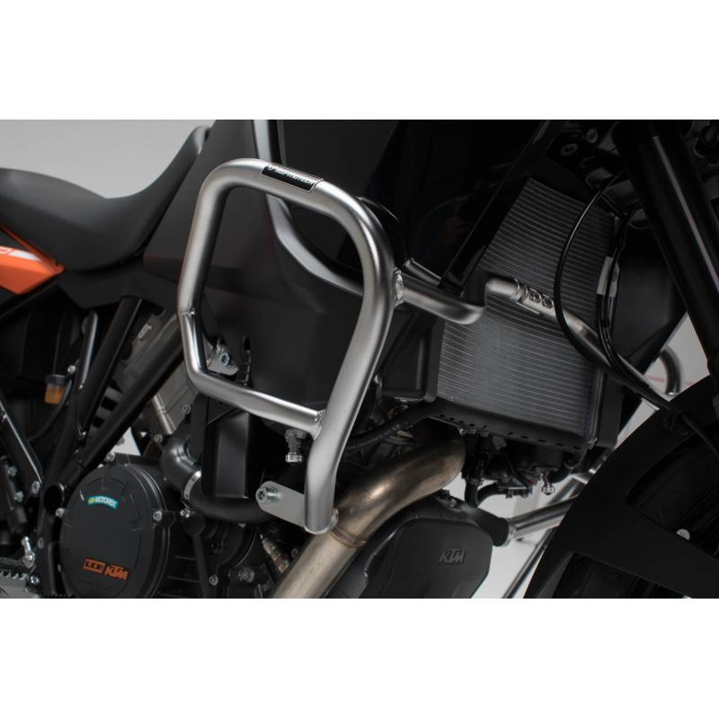 Crashbar gris SW-MOTECH KTM 1290 Super Adventure S 17-18 - 3