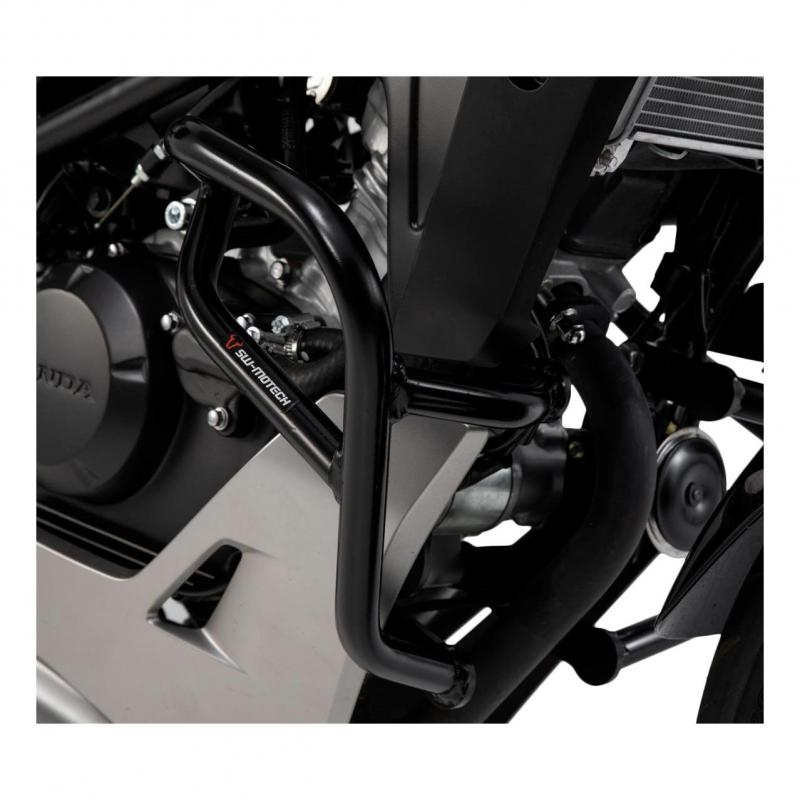 Crashbar noir SW-Motech Honda CB 125 R 18-20 - 1