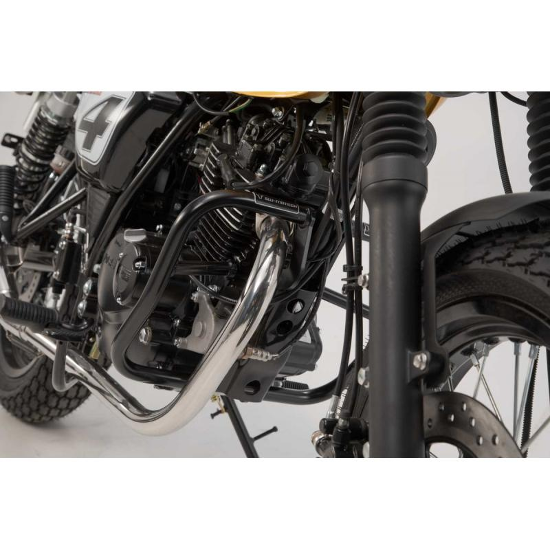 Crashbar noir SW-Motech Mash Dirt Track 125 18-19 - 2
