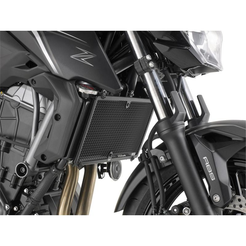 Grille de radiateur Givi en acier inox Kawasaki Z650 2017