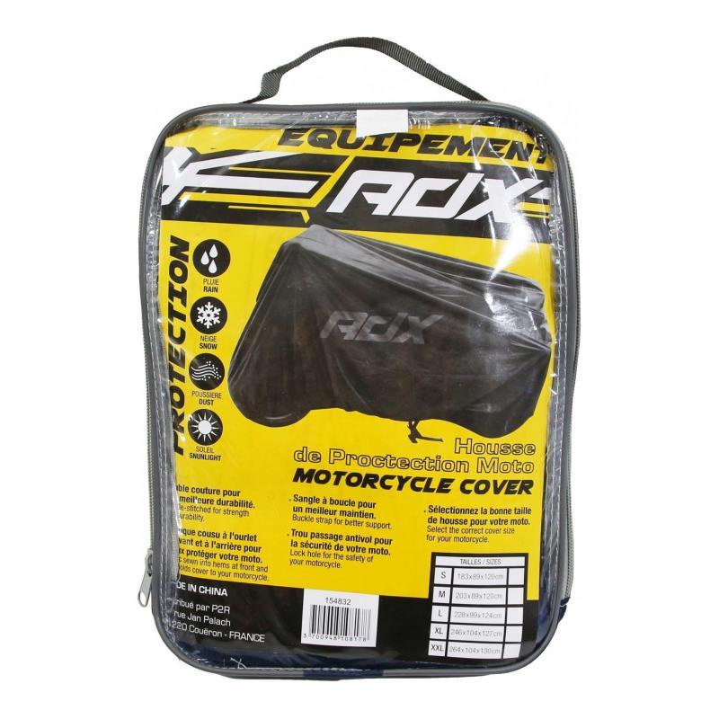 Housse de protection moto ADX étanche bleu XL - 5