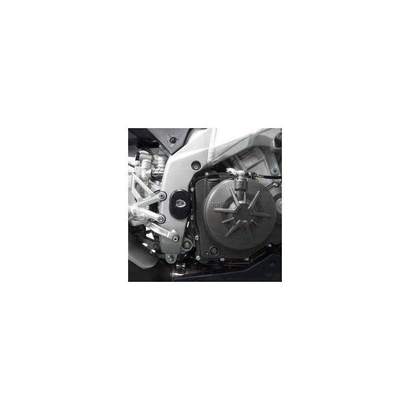 Insert de cadre R&G Racing noir Aprilia RSV4 Factory 10-14