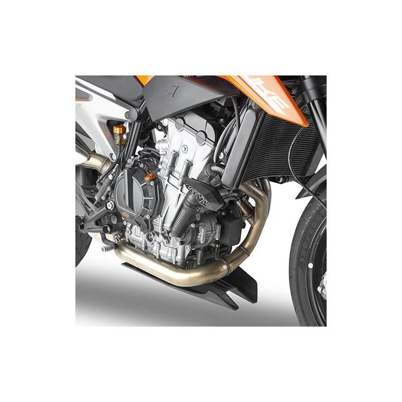 Kit de montage pour tampons de protection Givi KTM Duke 790 18-19