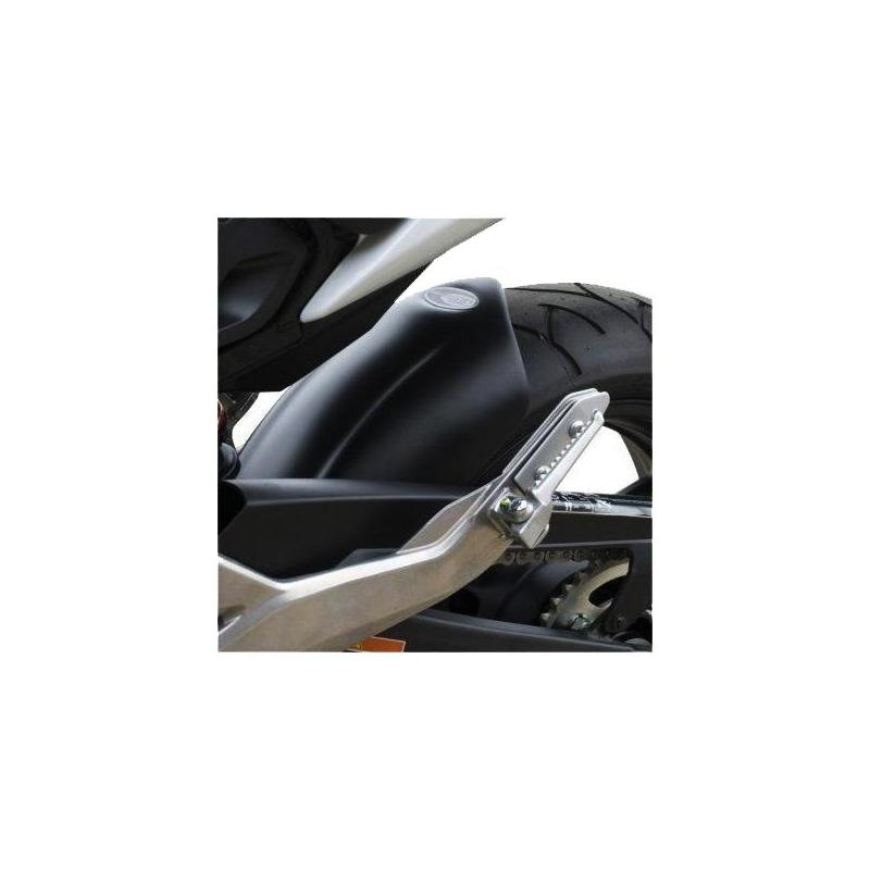 Lèche roue noir R&G Racing pour Honda Hornet 600 11-12