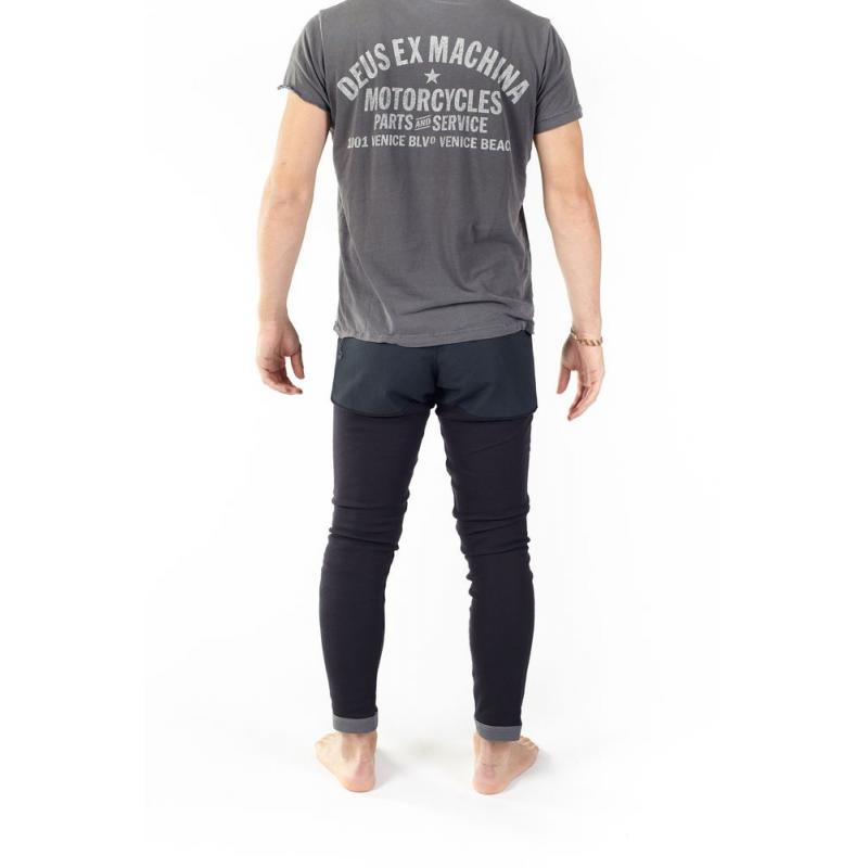 Legging Kevlar Bowtex noir - 1