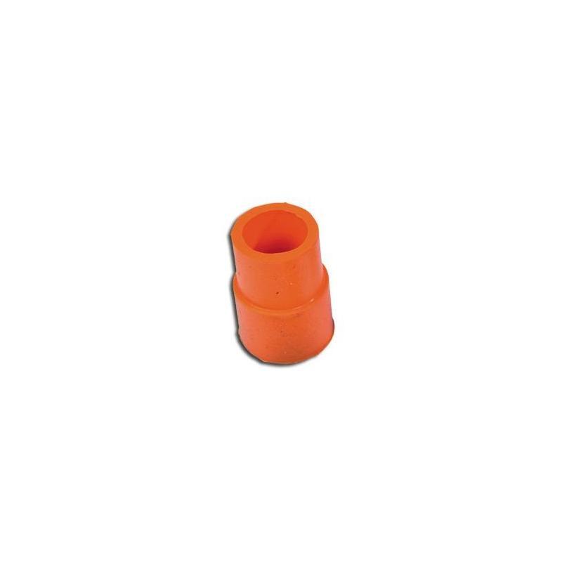 Manchon d'étanchéité d'échappement D.18/22 orange