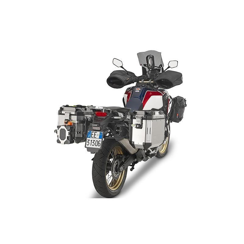 Manchons de guidon Givi pour moto équipée de protège-mains - 3