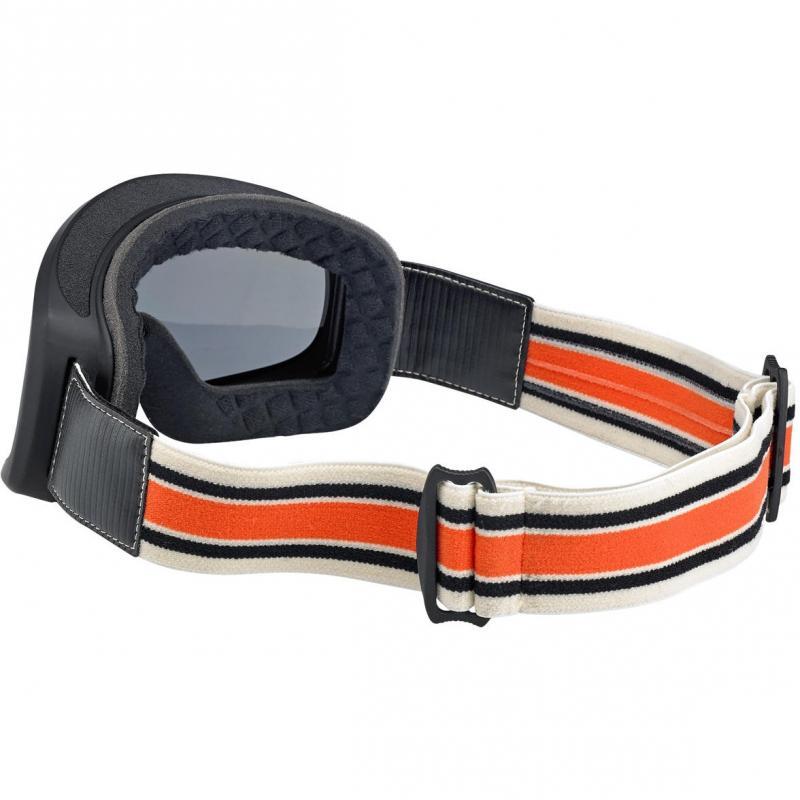 Masque Biltwell Overland 2.0 Racer noir/orange - 1