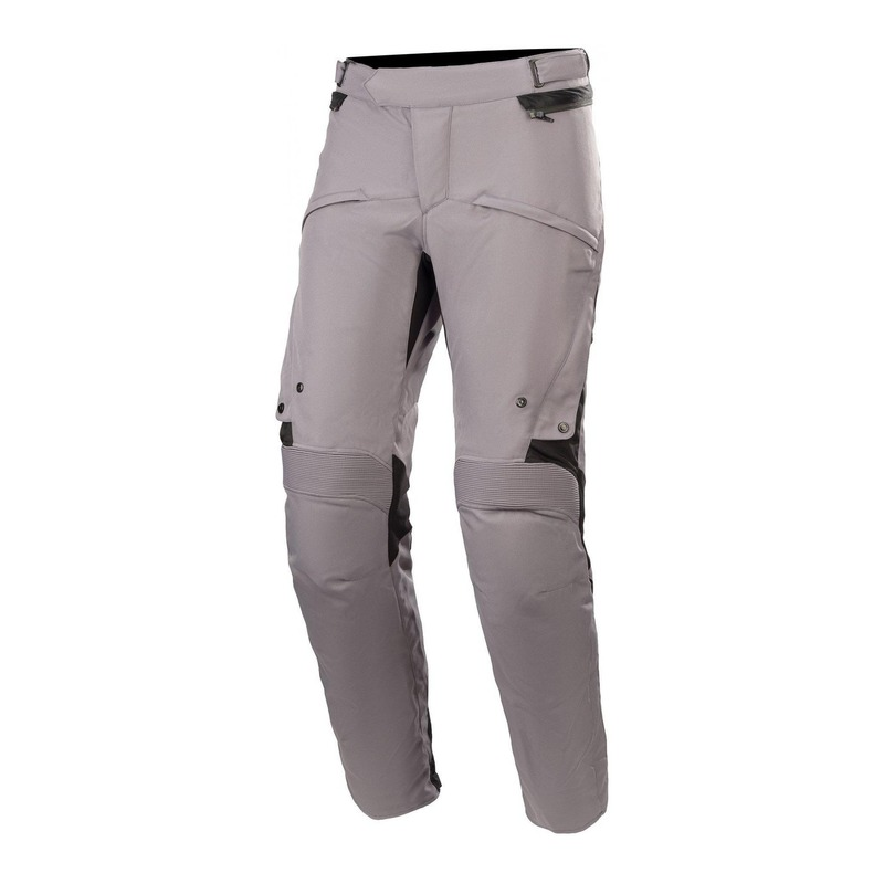 Pantalon textile Alpinestars Road Pro Gore-Tex gris foncé/noir