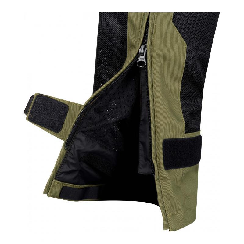 Pantalon textile été Bering Bamako marine/gris - 4