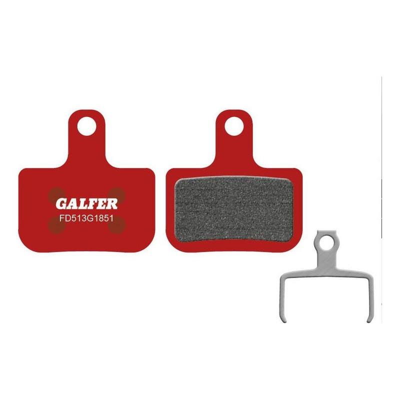 Plaquette de frein Galfer FD513 Advanced Sram