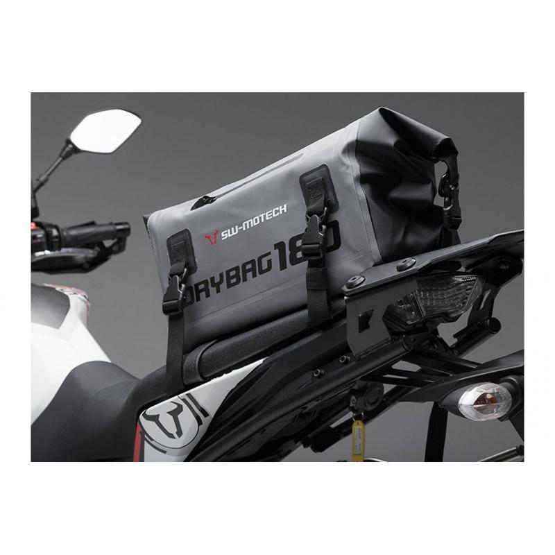 Sac étanche SW-MOTECH Drybag 180 18L gris / noir - 4