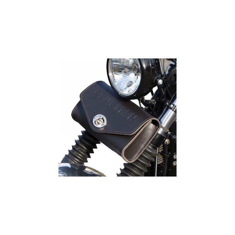 Sacoche LSL Clubman noire - 1