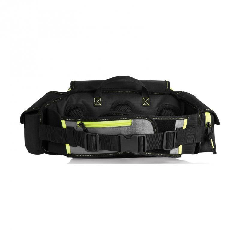 Sacoche outils Acerbis PROFILE noir/jaune - 1