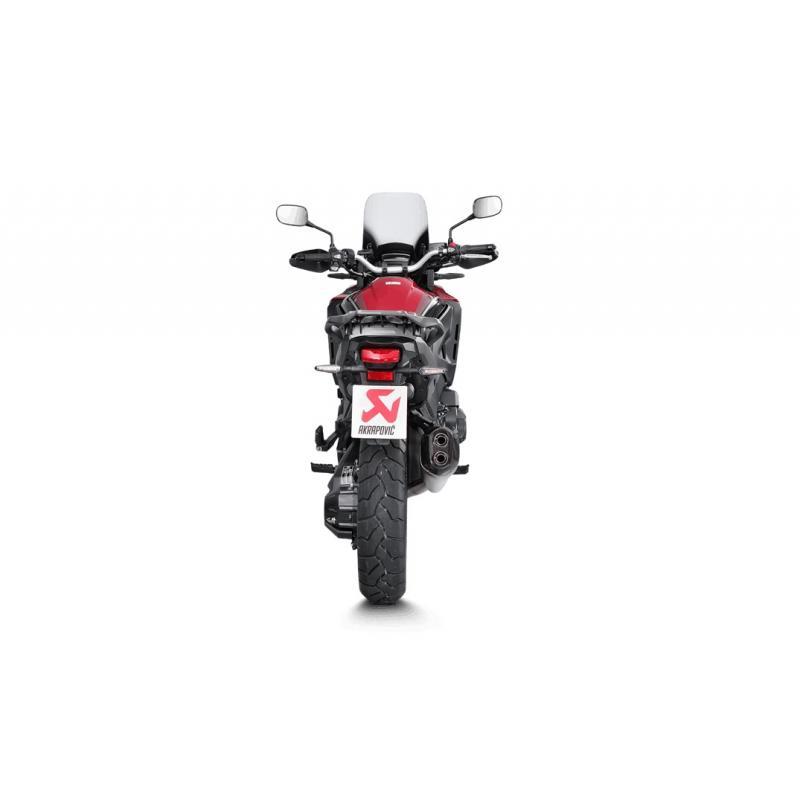 Silencieux Akrapovic titane Honda VFR 1200 X Crosstourer 16-17 - 2