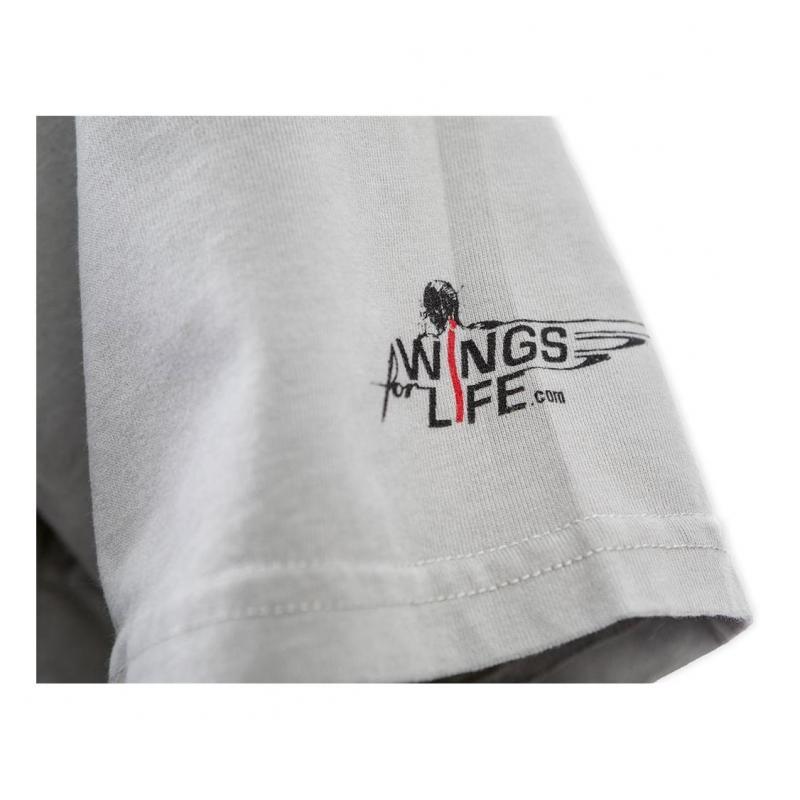 Tee shirt Kini Red Bul Square gris clair - 2