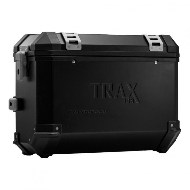 Valise latérale SW-MOTECH Trax Ion 37L gauche noire
