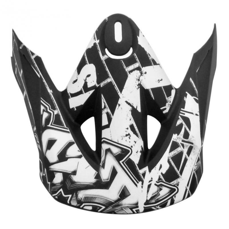 Visière casque cross TNT helmets sc05 street