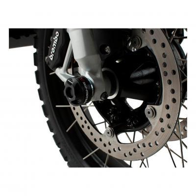 Protection de fourche avant SW-MOTECH noir BMW R 1200 GS LC / Adventure / R 1200 RT