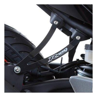 Kit de suppression de repose-pieds arrière R&G Racing Honda CBR 500 R 16-18