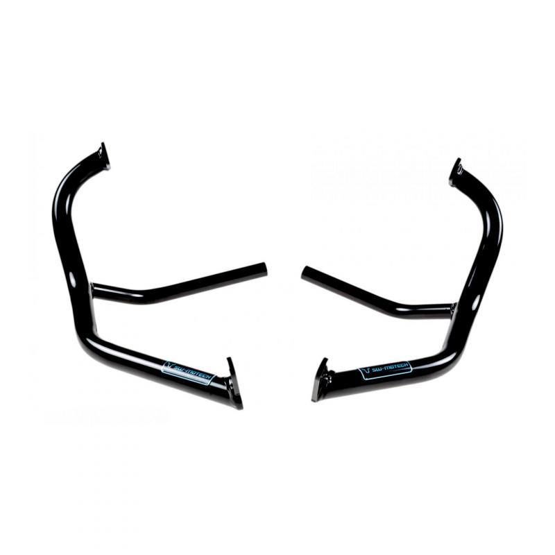 Barres de protection latérale SW-MOTECH noir Honda CBF 500 04-06