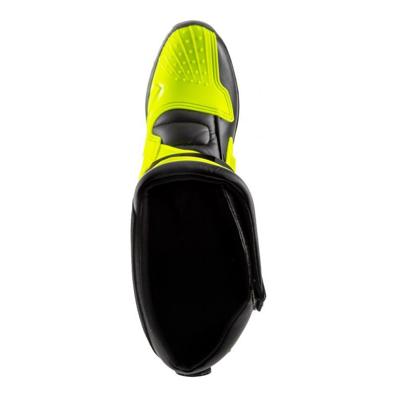 Bottes cross O'Neal RSX noir/jaune fluo - 5