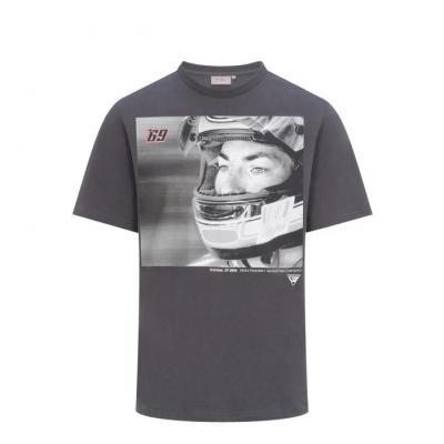 Tee-shirt Nicky Hayden Nicky's Photo gris