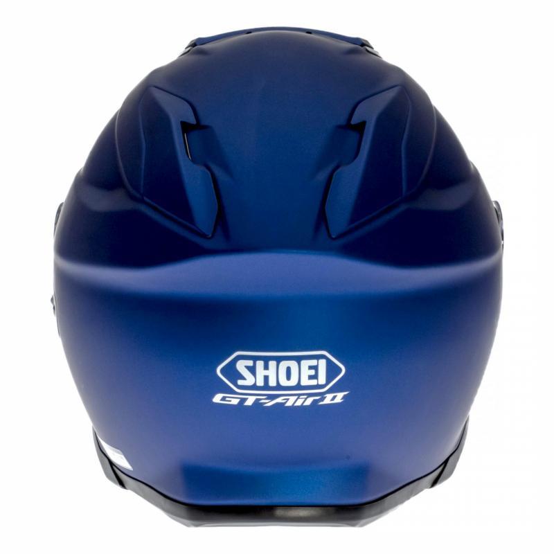 Casque intégral Shoei GT-Air II bleu mat - 4
