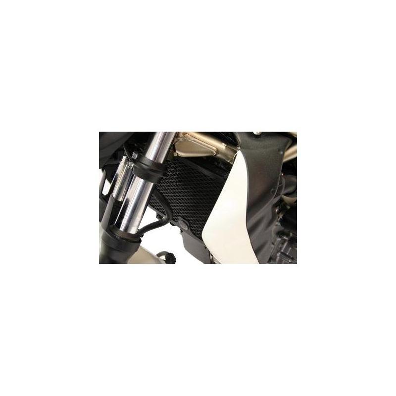 Protection de radiateur noire R&G Racing Suzuki GSX-R 1000 09-16