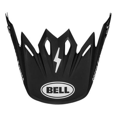 Casquette de casque cross Bell Moto-9 Flex Fasthouse noir/blanc