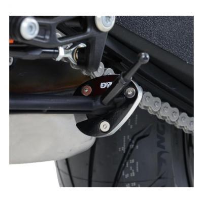 Extension de pied de béquille latérale R&G Racing KTM 1290 Superduke R 14-18