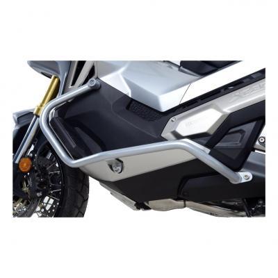 Barres de protection latérales R&G Racing argent Honda X-ADV 750 17-19