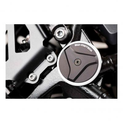 Bouchons de cadre SW-MOTECH noir BMW R 1200 GS LC / Adventure / R 1200 RT