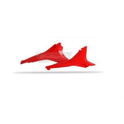 Caches boîte à air Polisport Honda CRF 250R 14-17 rouge