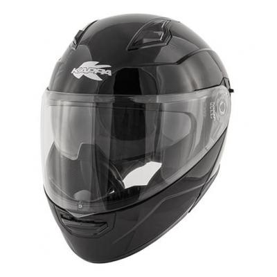 Casque modulable Kappa KV31 Arizona Basic noir vernis