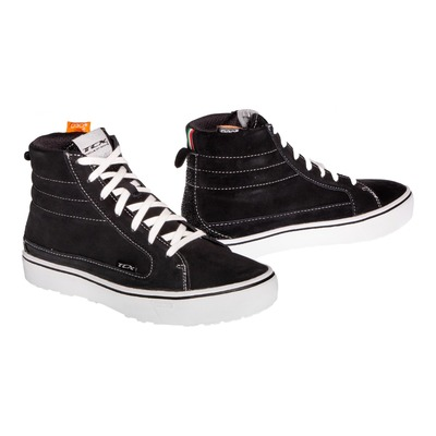 Chaussures moto femme TCX Street 3 Lady WP noir