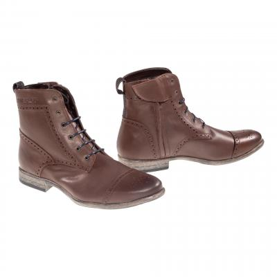 Chaussures Overlap RICHPLACE marron