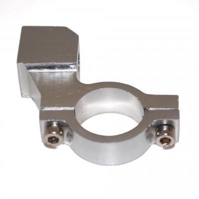 Collier support pour rétroviseur D.8 Tun'R chromé