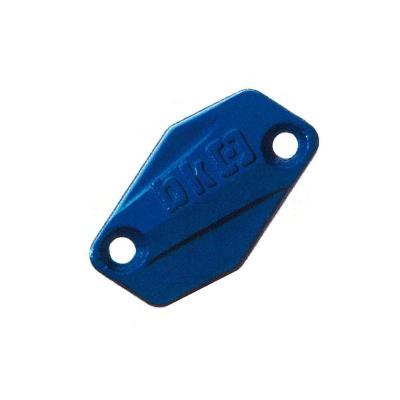 Couvercle de maître cylindre d'embrayage Braktec bleu