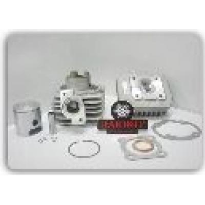 Cylindre Culasse D.40 Barikit Aluminium Peugeot Trekker/Speedfight 2 AC 50cc