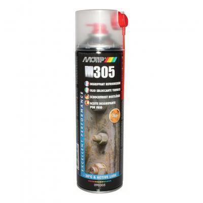 Dégrippant refroidisseur Motip M305 500ml