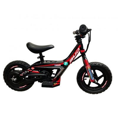 Draisienne électrique Bud Racing Mini E Push Bike 21 rouge