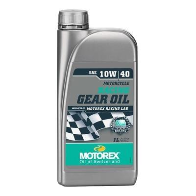 Huile boîte de vitesse Motorex Racing 10W40 1L