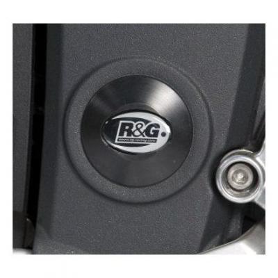 Insert de cadre gauche R&G Racing noir Triumph Sprint GT 11-18