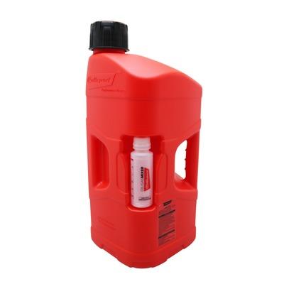 Jerrican Polisport ProOctane 20L rouge + bidon 250 ml