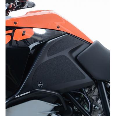 Kit grip de réservoir R&G Racing noir KTM 1290 Super Adventure 16-18